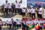 Dilaksanakan di Sulut, Gubernur Olly Buka Kejuaraan Terjun Payung Internasional