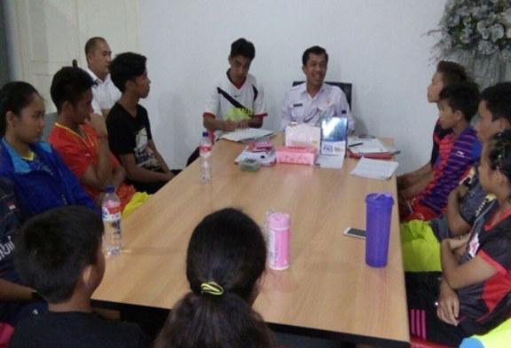 PBSI Mitra Pastikan Siap Ikuti Porprov Sulut ke-IX