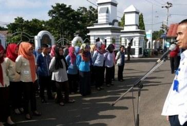 Walikota Kotamobagu Ingatkan Tak Ada Penambahan Tenaga Kontrak Dan Sukarela