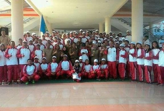 Pemkab Bolmong Kirim 140 Atlet Berlaga di Porprov Sulut