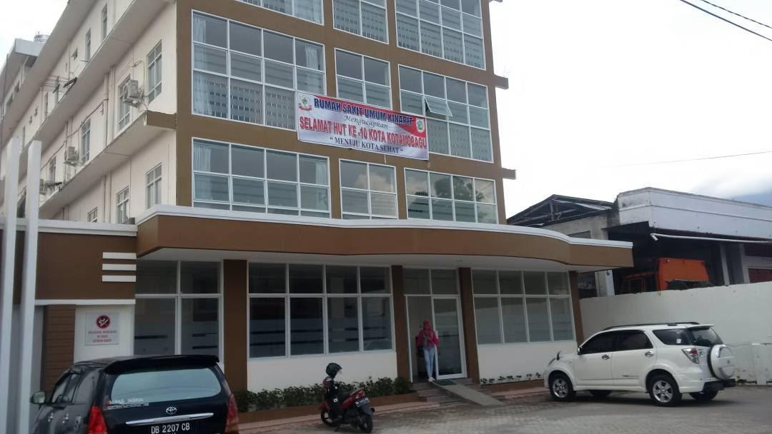 RS Kinapit Tak Patuhi Permenaker Dan Pergub Sulut