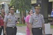 Acara Kenal Sambut Kapolres Minsel, AKBP Arya Perdana Jabat Wakapolresta Manado