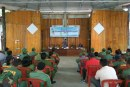 Linmas Yang Mampu Jalankan Tugas Bakal Dapat Hadia Dari Walikota Kotamobagu
