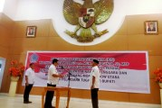 Rudy Mokoginta Resmi Dilantik sebagai Penjabat Walikota Kotamobagu