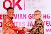 Gubernur Olly Resmikan Gedung Kantor OJK Provinsi Sulut Gorontalo dan Malut