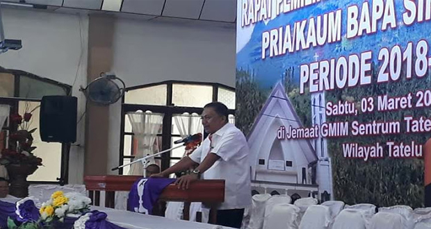 Setia Dalam Pelayanan, OD-SK Sukses Pimpin Pemilihan PKB dan WKI Sinode GMIM