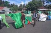 Panwascam Kaidipang Tertibkan APK di Dapil III