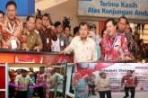 OD-SK Dampingi Wapres JK Resmikan Gerai PMI