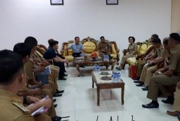 Bupati Bolmong Undang Camat Se Kabupaten Tatap Muka Dengan PT Conch Sulawesi