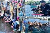Gubernur Olly Ajak Masyarakat Bitung Jaga dan Lestarikan Terumbu Karang juga Penyu