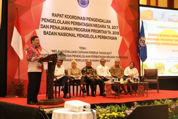 Wagub Kandouw Paparkan Kondisi Wilayah Perbatasan dan Program Prioritas Sulut