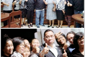 Blusukan ke Kawangkoan, RD Sapa Warga dan Sempatkan Mampir di Rumah Kopi