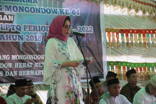 Jelang HUT Kabupaten, Pemkab Bolmong Gelar Zikir Dan Doa Bersama