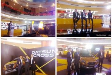 New Datsun Cross Diluncurkan di Manado