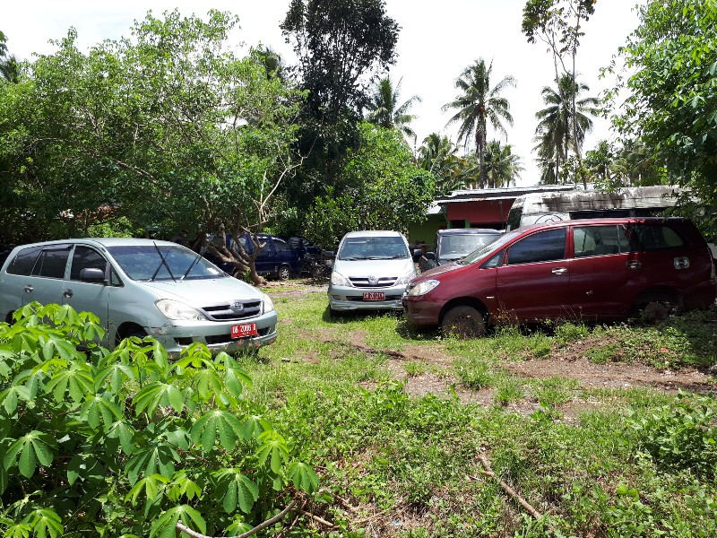 Pekan Depan Pemkab Bolmong Lelang Kendaraan