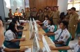 Perdana UNBK Diikuti 266 Siswa SMK N I Ratahan