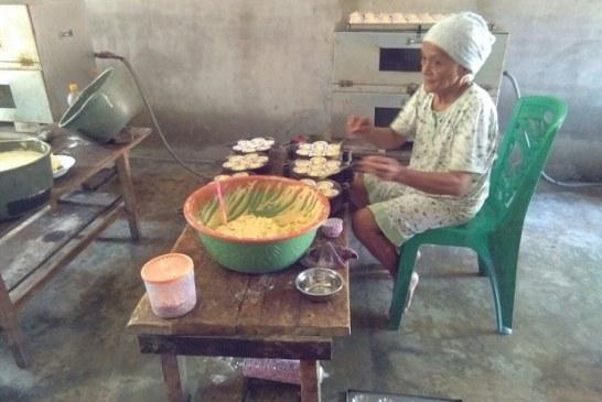Kolombeng Jadi Pesaing Kacang Goyang