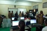 Buka UNBK Tingkat SMP Se Bolmong, Yasti Doakan Seluruh Peserta UN Lulus