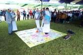 BBGRM Kotamobagu Dimeriahkan Dengan Permainan Ular Tangga Siswa