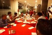 Akbar Tanjung Kunjungi Kotamobagu