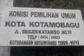 Ketua KPU Kotamobagu Akui, Pemuatan Informasi LPSDK TBNK Tak Sesuai Perintah