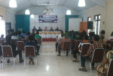Soal Pilkada Mitra, Tjanggulung Nyatakan Partai Nasdem Pilih Kotak Kosong