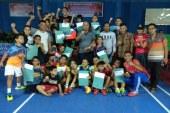 Punya Hobi Badminton, Ini Harapan Pjs Walikota Bagi Generasi Muda Kotamobagu