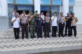 Tingkatkan Kewaspadaan, Polda Sulut Supervisi di Kantor Polsek, KPU dan Pemkab Mitra