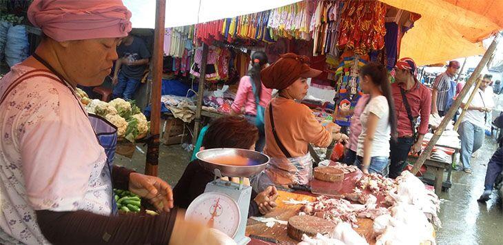 Jelang Ramadhan Stok Sembako di-Bolmut Aman