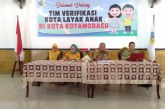 Pjs Walikota Berharap Kotamobagu Masuk Kategori KLA