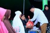 Selama Ramadhan Pemkab Bolmut Berbagi Kepada Masyarakat Kurang Mampu