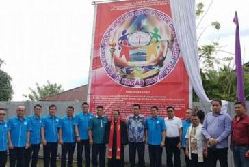 Wagub Kandouw Ajak Masyarakat Sukseskan Pelaksanaan HAPSA PKB GMIM 2018