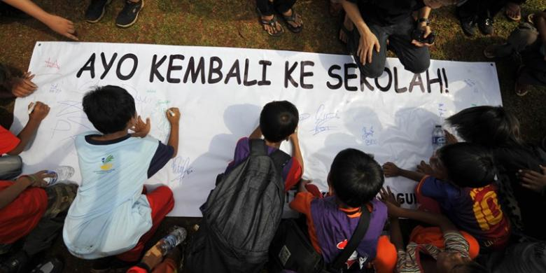 Pemkot Kotamobagu Siapkan Anggaran 150 Juta Bagi 50 Anak Putus Sekolah