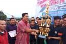 Berlangsung Sukses, Wagub Kandouw Apresiasi Pelaksanaan Pertandingan Sepak Bola Basoka Cup