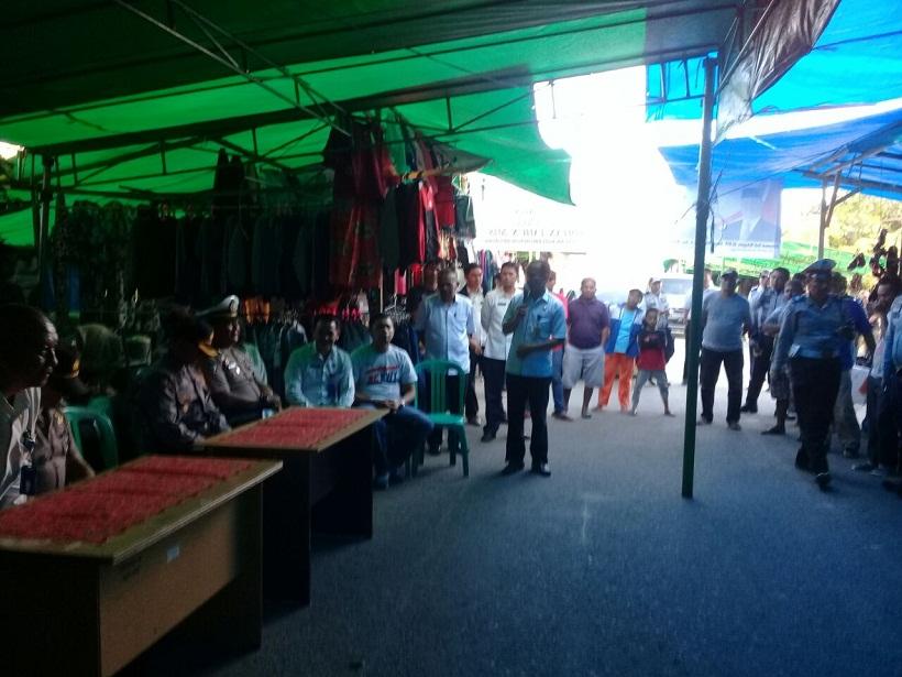 Pasar Senggol Pocil Resmi Dibuka