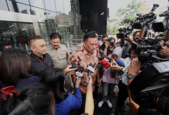 Olly Dondokambey Kembali Penuhi Undangan KPK Sebagai Saksi Kasus e-KTP