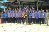 Apel Kerja Perdana Pemkot Kotamobagu Jadi Ajang Pisah Pjs Walikota Dan ASN