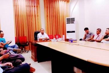 Jalin Silaturahmi, DPM-PTSP Gelar Buka Puasa Bersama Jurnalis