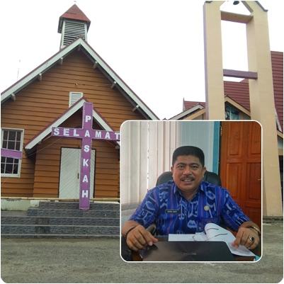 Diresmikan Sejak 1923 Masehi, GMIBM Kotamobagu Bisa Jadi Rujukan Wisata Religi
