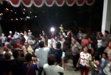 Ini Video Luapan Kekecewaan Pendukung JADI JO Didepan Bawaslu Sulut