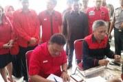 Resmi Mendaftar di KPU, Ini Nama Nama Bakal Caleg DPRD Sulut dari PDI-P