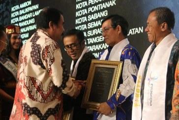 Terobosan OD-SK Berbuah Manis, Walikota Manado Kecipratan Penghargaan
