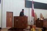 Bupati Beri Ucapan Selamat Kepada Anggota DPRD Yang Baru Dilantik