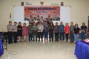 Siap Dilaksanakan, Polres Minsel Gelar Rakor Persiapan Pengamanan Pengucapan Mitra