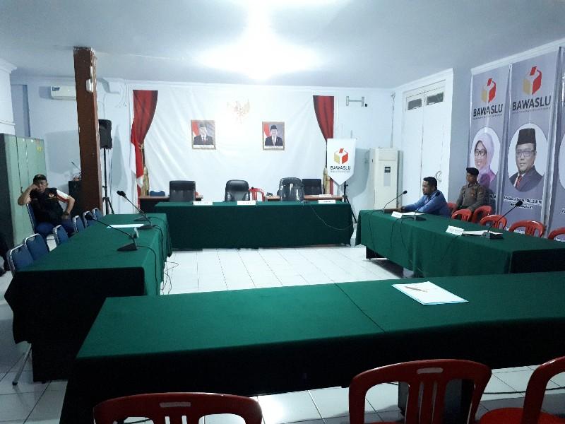 Sidang Putusan Bawaslu Sulut, Dugaan Money Politik Pilwako Kotamobagu Molor