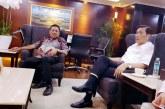 Hebat.! Gubernur Olly Temui Menko Luhut Bahas Pembangunan Sulut