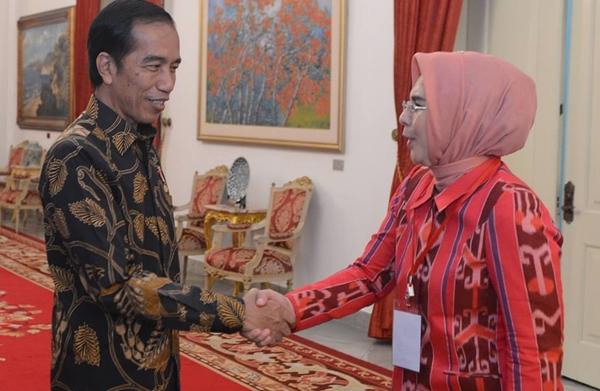 Dalam Waktu Dekat, Tatong Dipastikan Bertemu Presiden RI Joko Widodo