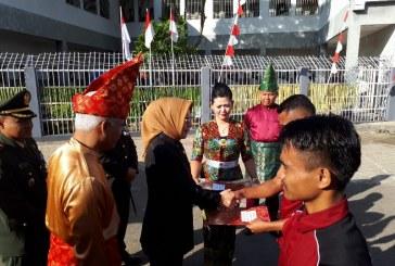 Dua Warga Binaan Rutan Kotamobagu Terima Remisi Bebas