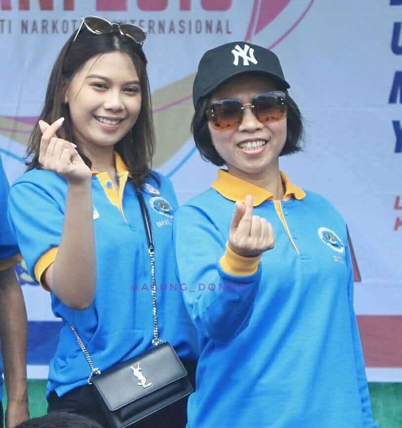 KMP, CHM dan ID Support Sepak Bola Di Bolmong