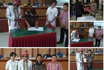 Kerjasama Sektor Pariwisata, Bupati Mitra MoU dengan Bupati di Tanah Toraja